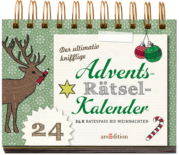 Advents Rätsel Kalender