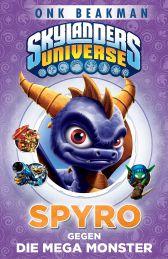 Spyro gegen die mega Monster