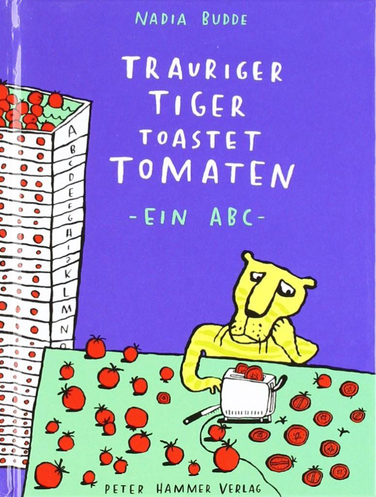 Trauriger Tieger