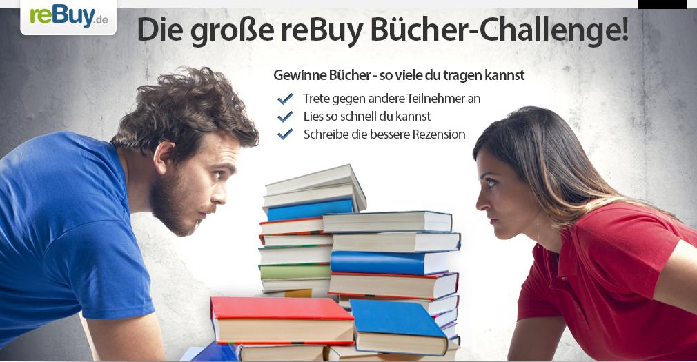 reBuy Bücher-Challenge