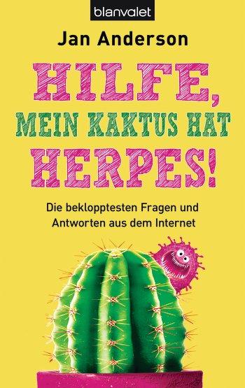 Kaktus hat herpes
