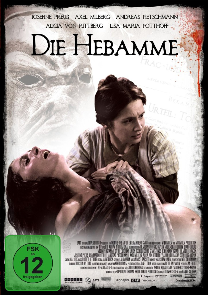 Hebamme DVD