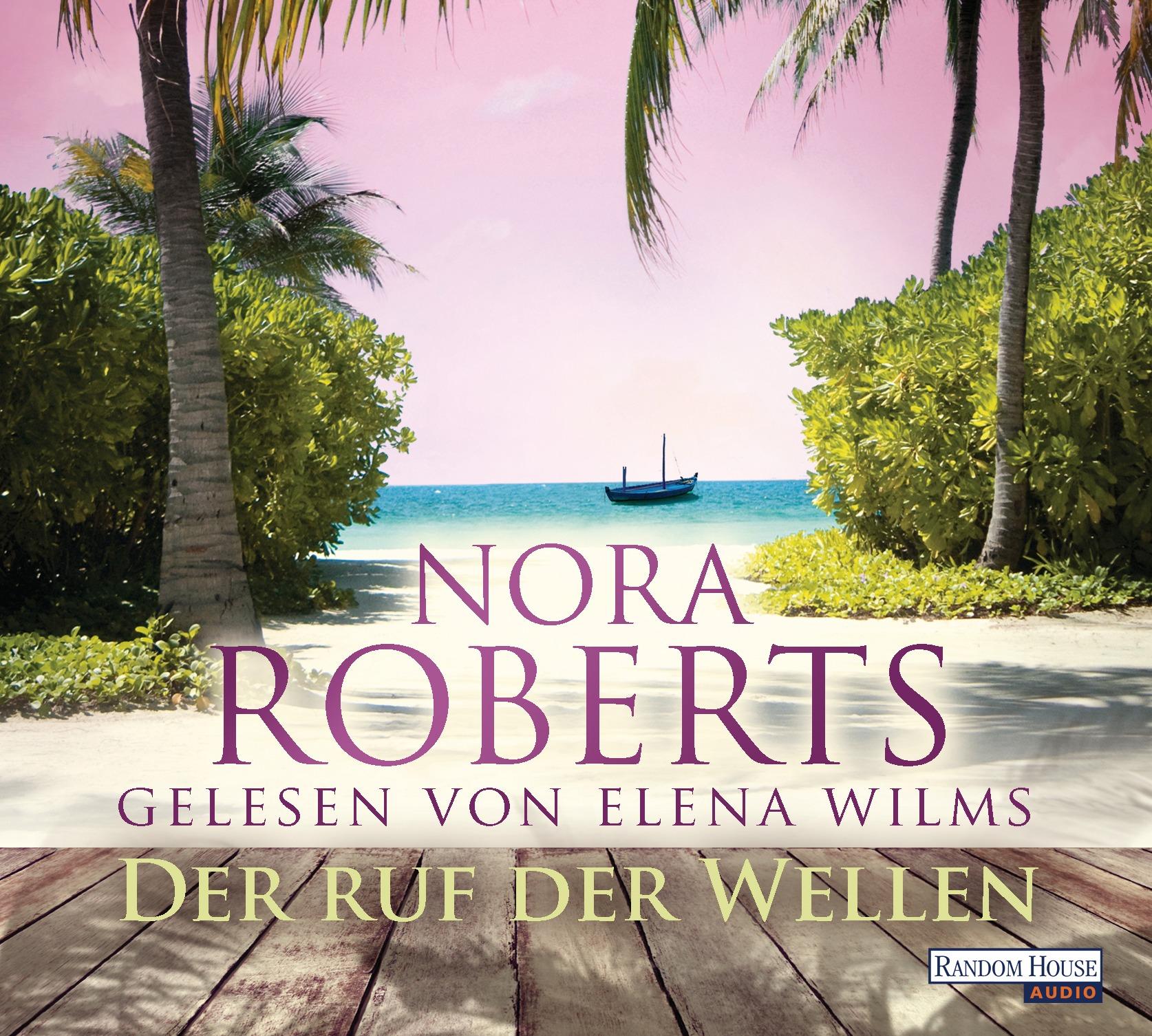Der Ruf der Wellen von Nora Roberts